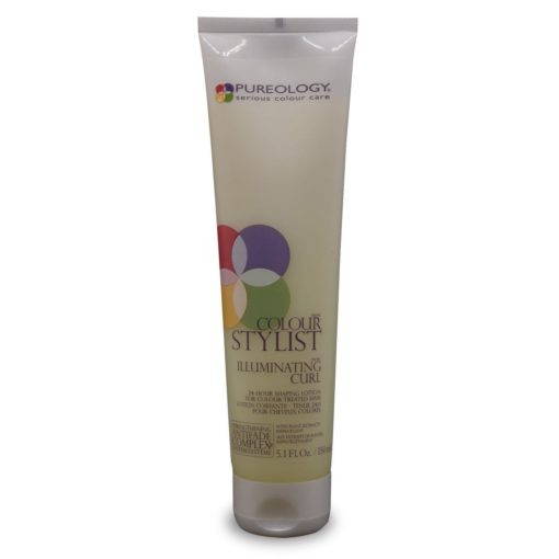 Pureology Colour Stylist Illuminating Curl 24 Hour Shaping Lotion 5.1 oz.