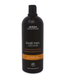 Aveda Invati Men Nourishing Exfoliating Shampoo 33.8 oz.