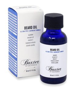 Baxter of California Beard Oil, 1 oz.
