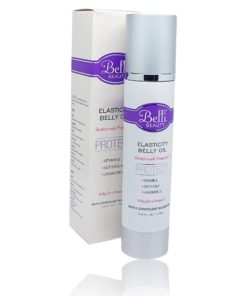 Belli Elasticity Belly Oil 3.8 Oz