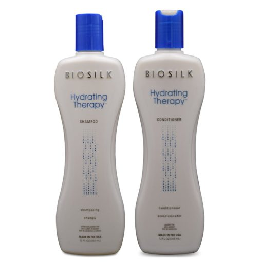 Biosilk Hydrating Therapy Shampoo & Conditioner 12 oz. Combo Pack
