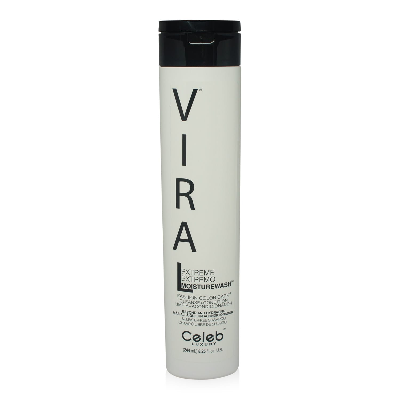 Celeb Luxury- Viral Clear Moisturewash Hydrating Shampoo 8.25 Oz
