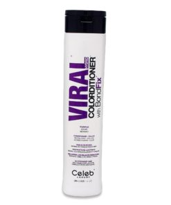 Celeb Luxury- Viral Vivid Purple Hybrid Toner Conditioner 8.25 Oz