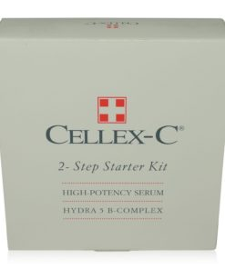 Cellex-C 2-Step Starter Kit, High-Potency Serum, Hydra 5 B-Complex, 1 kit