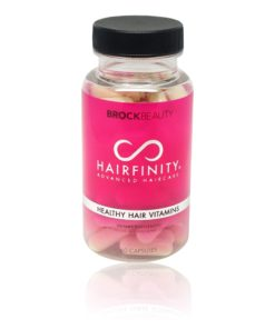 Hairfinity Healthy Hair Vitamins 60 Capsules (1 Month Supply)