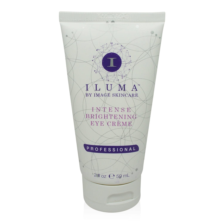 IMAGE Skincare Eye Cream tube of ILUMA Intense Brightening Eye Cream front view