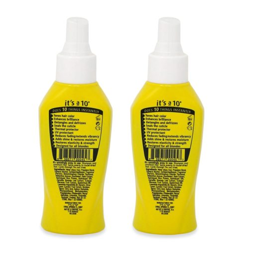 Its A 10 Miracle Blonde Leave-In 4 Oz- 2 Pack
