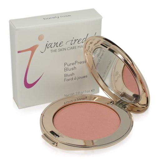 Jane Iredale PurePressed Blush in Barely Rose