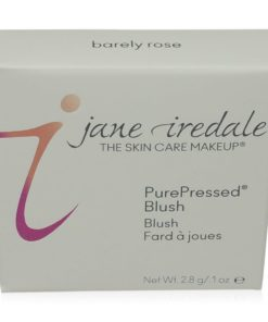 jane iredale PurePressed Blush Barely Rose 0.10 Oz