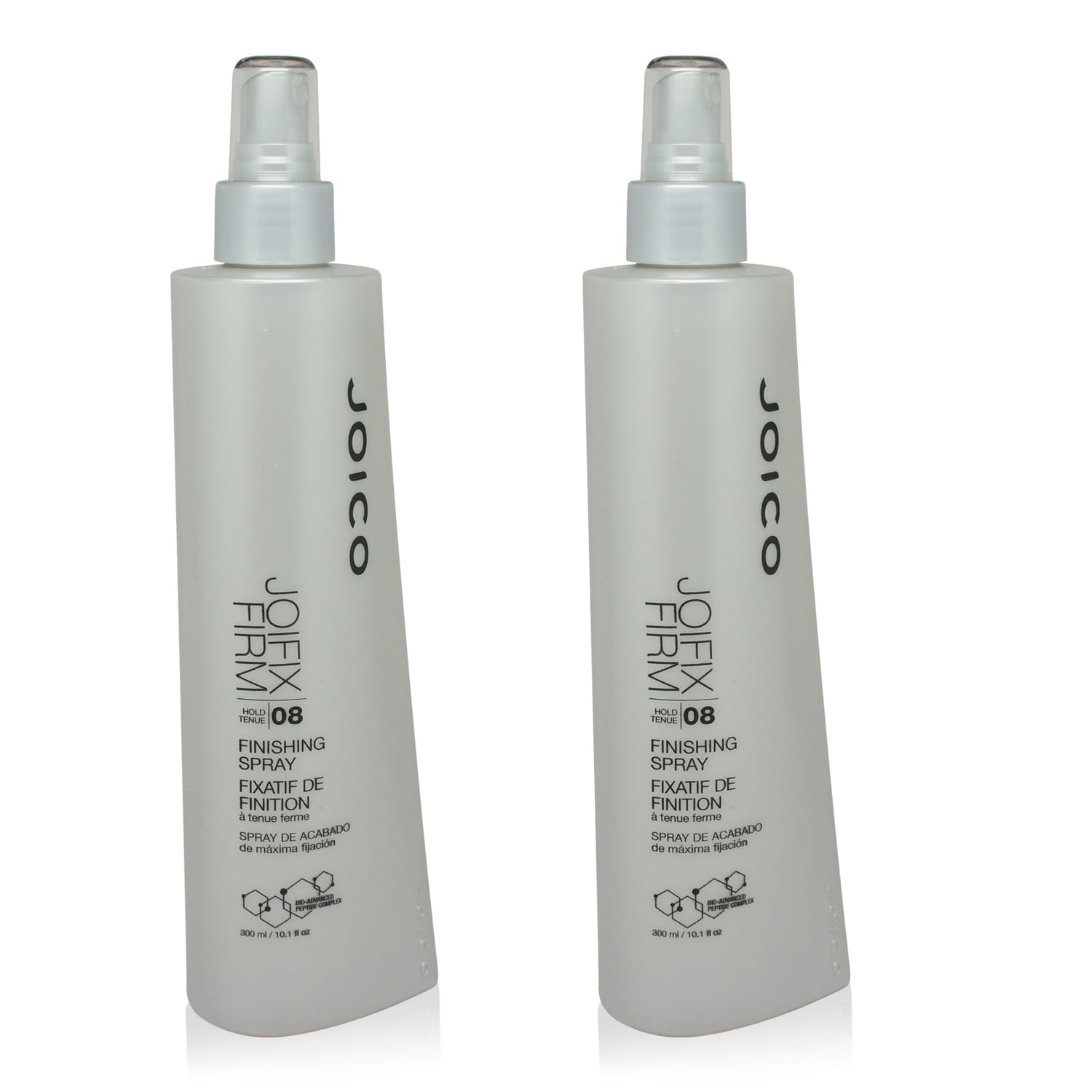 Joico JoiFix Firm Finishing Spray 10.1Oz 2 pack