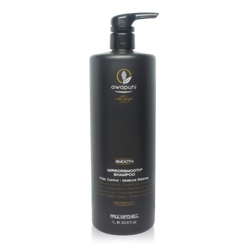 Paul Mitchell Awapuhi Wild Ginger Smooth Mirrorsmooth Shampoo 33.8 oz.