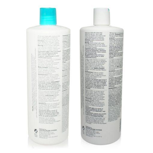 Paul Mitchell Instant Moisture Daily Shampoo Treatment 33.8 oz. Combo Pack