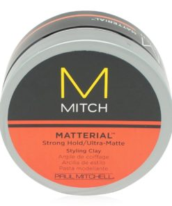 Paul Mitchell Mitch Matterial Strong Hold Styling Clay 3 oz.