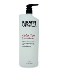 Keratin Complex Color Care Smoothing Shampoo, 33.8 oz.