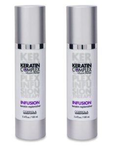 Keratin Complex - Infusion Keratin Replenisher Therapy 3.4 Oz 2 Pack