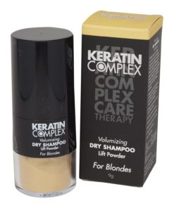 Keratin Complex Volumizing Dry Shampoo Lift Powder Blonde 0.31 oz.