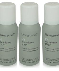 Living Proof Full Dry Volume Blast 3 Oz - 3 Pack