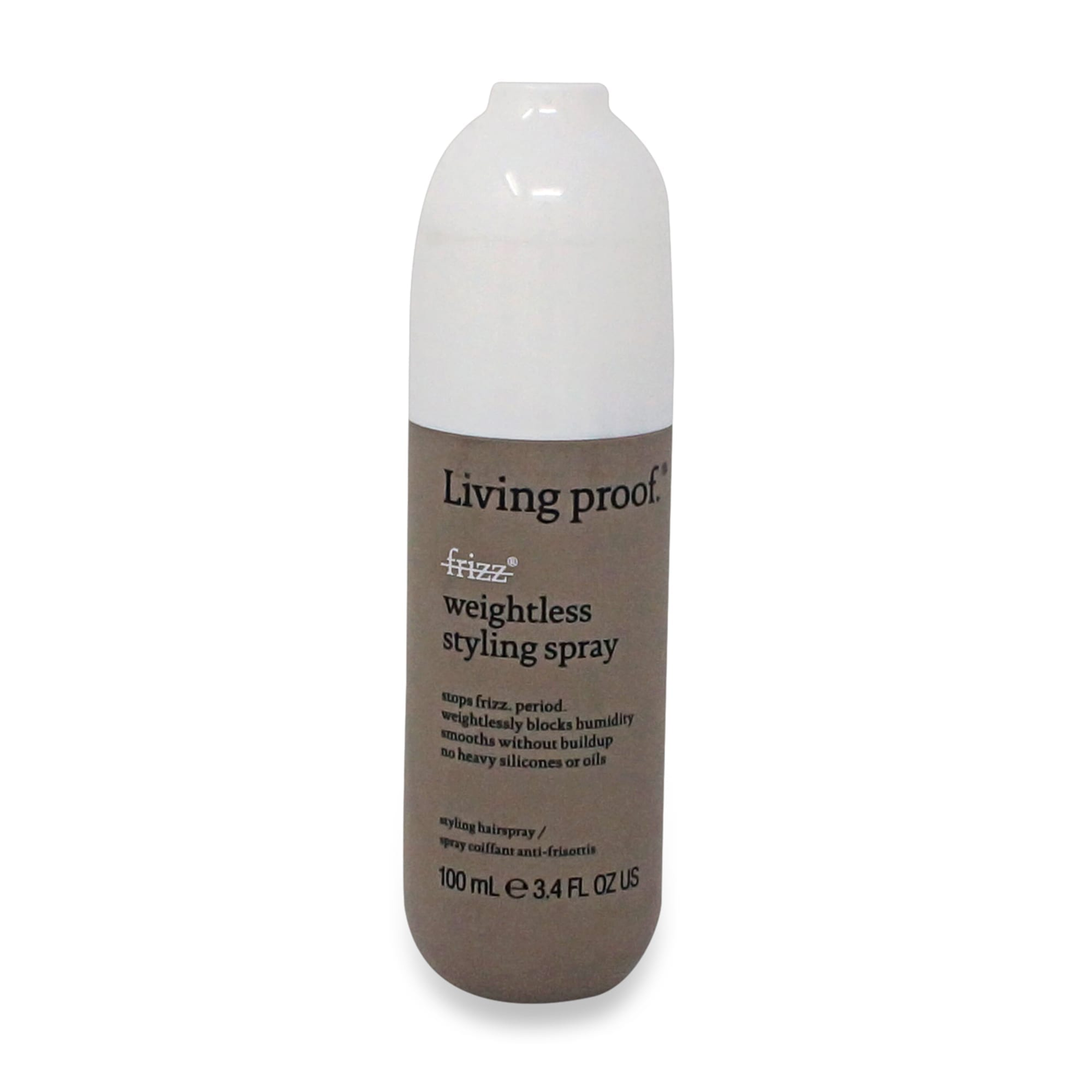 Living Proof No Frizz Weightless Styling Spray 3.4 oz.