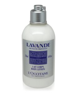 L'Occitane  Lavender Organic Body Lotion-250ml