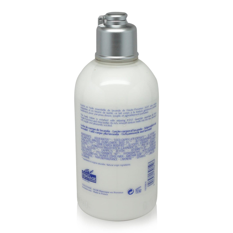 L'Occitane Lavender Organic Body Lotion-250ml