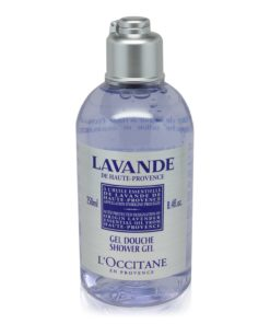 L'Occitane Lavender Organic Shower Gel- 8.4 Oz