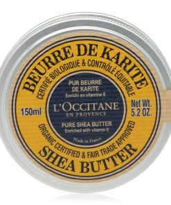 L'Occitane Certified Organic* Pure Shea Butter-150ml