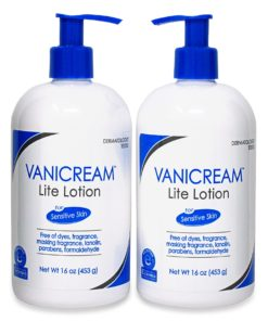 Vanicream Lite Lotion Pump 16 Oz (Pack of 2)