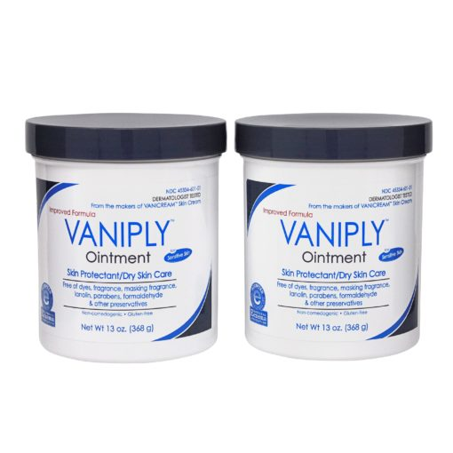 Vanicream Vaniply Ointment 13 Oz (Pack of 2)