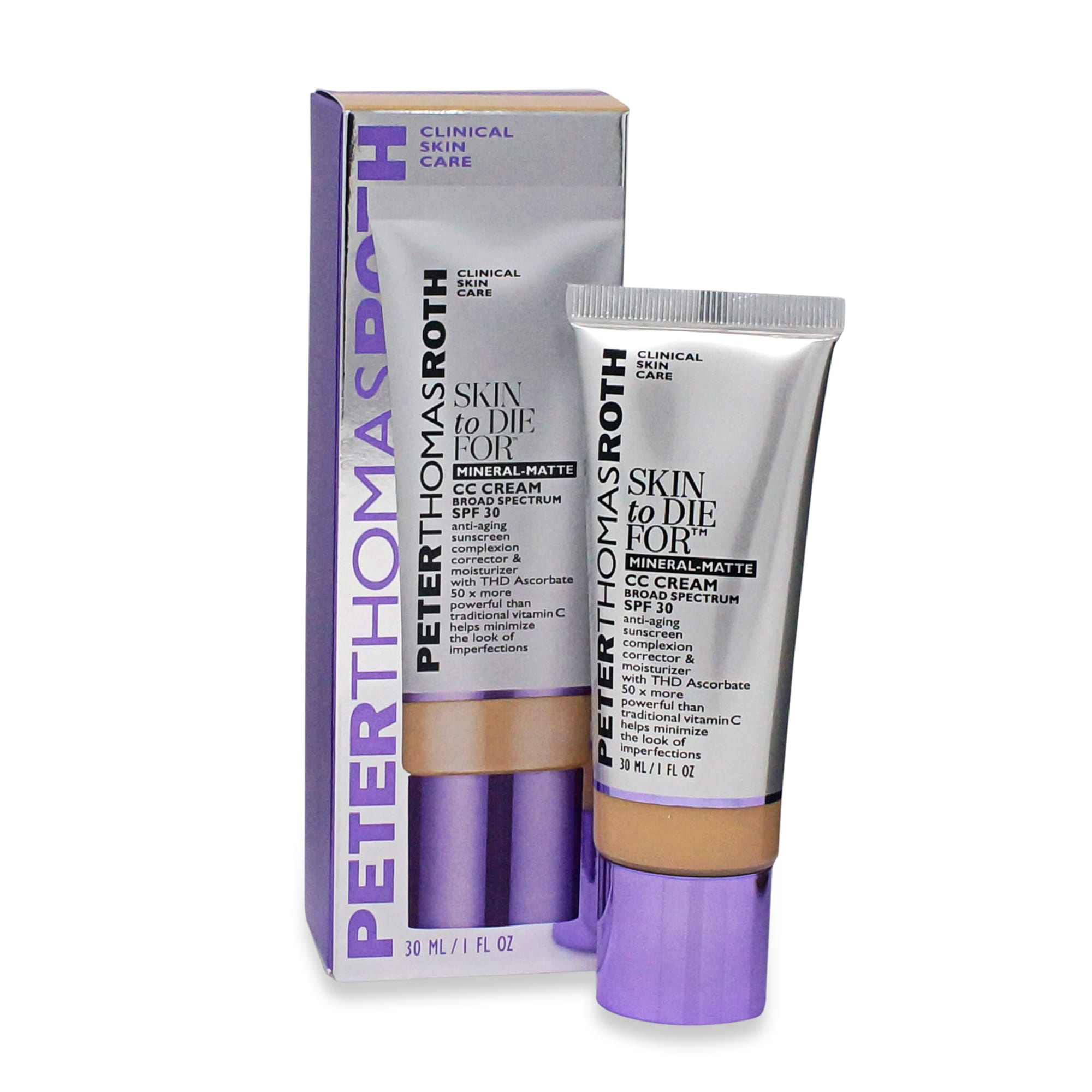 Peter Thomas Roth Skin to Die for is a lightweight skin care product for summer