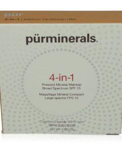 PUR 4 In 1 Pressed Mineral Makeup Medium Tan 0.28 oz.