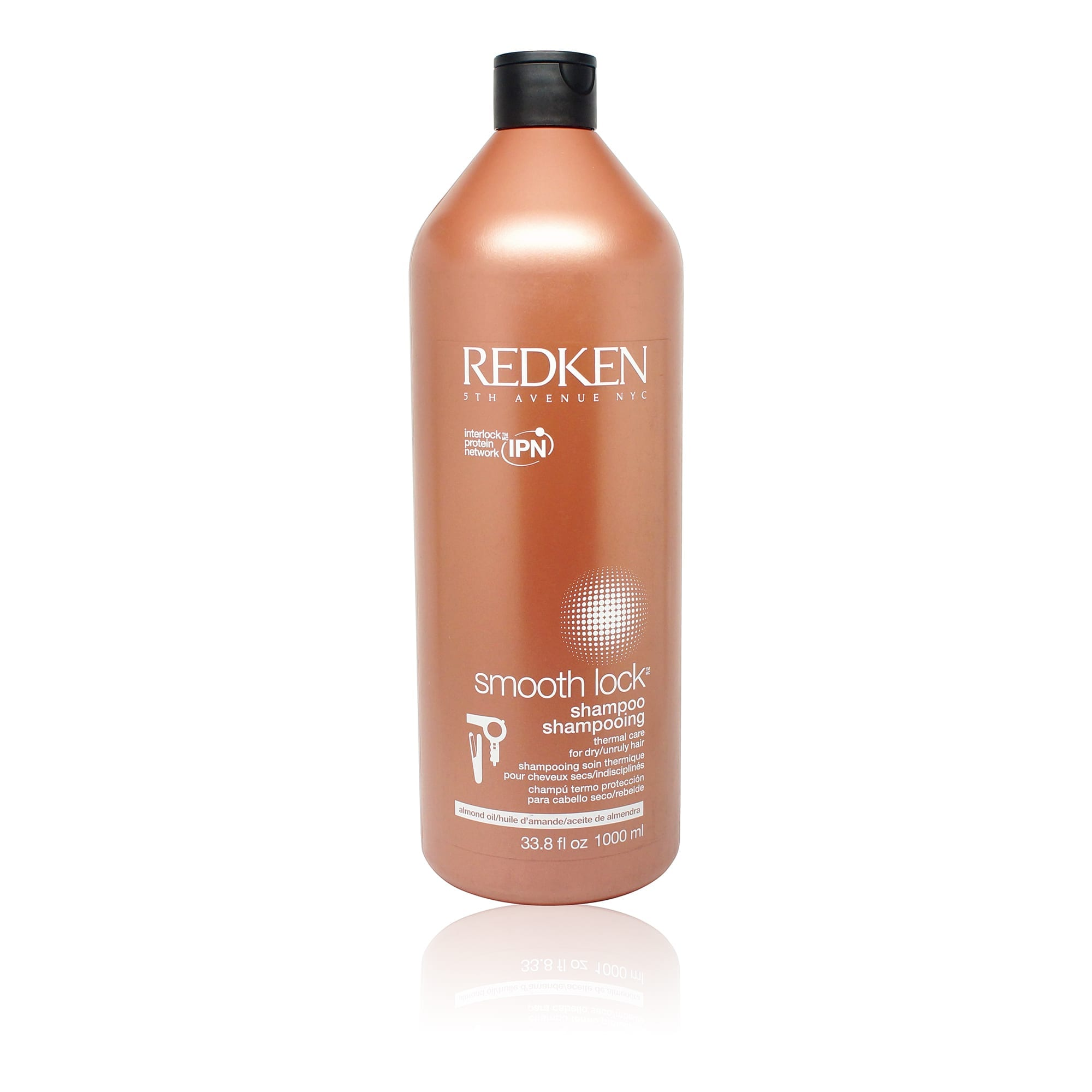 Redken Smooth Lock Shampoo 33.8 Oz