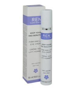 REN Skincare Firm and Lift Eye Cream-15 ml