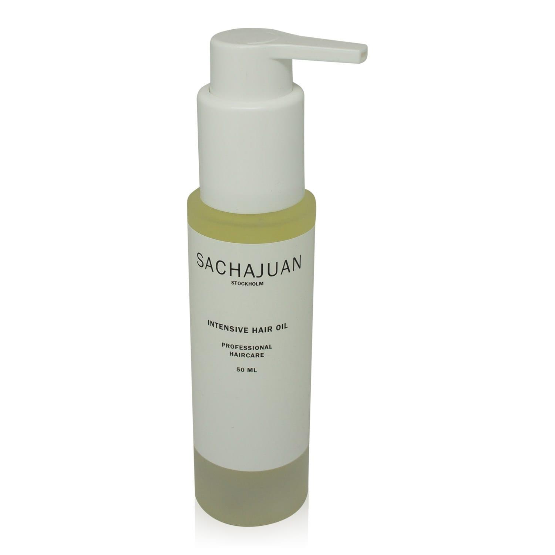 Sachajuan Intensive Hair Oil soothes your summer hair