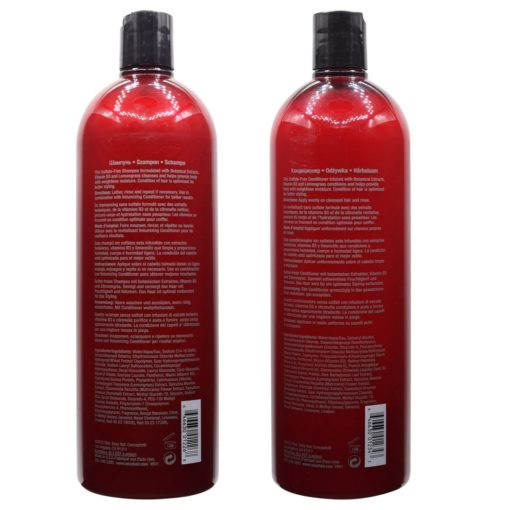 Sexy Hair Big Sexy Hair Sulfate-Free Volumizing Shampoo and Conditioner, 33.8 oz.