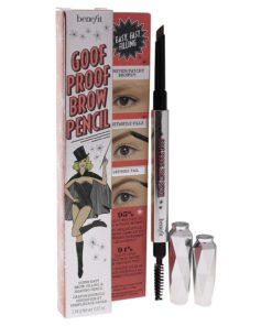 Benefit Goof Proof Brow Pencil, Medium # 3, 0.1 oz.