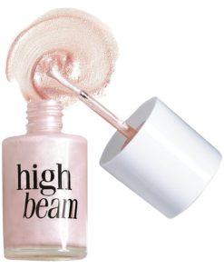 Benefit Cosmetics High Beam Liquid Face Pink Highlighter, 0.33 oz.