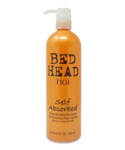 TIGI Bed Head Self Absorbed Mega Nutrient Shampoo 25.36 Oz