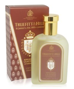 Truefitt & Hill Spanish Leather After Shave 3.38 oz.