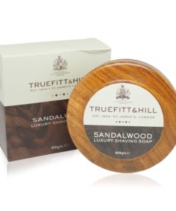 Truefitt & Hill Sandalwood Luxury Shaving Soap 3.38 oz.