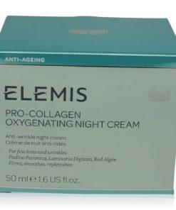 ELEMIS Pro-Collagen Oxygenating Night Cream 1.6 Oz