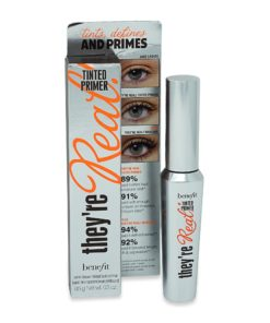 Benefit They're Real Tinted Lash Primer, Mink Brown, 0.3 oz.