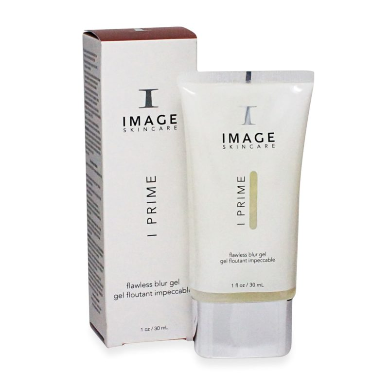 IMAGE Skincare Line Prime Flawless Blur Gel product front view with box