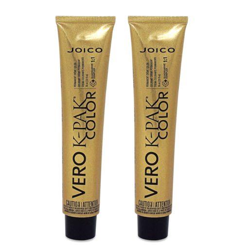 Joico Vero K-Pak Age Defy Hair Color 5NN+ Medium Natural Brown (2 Pack)