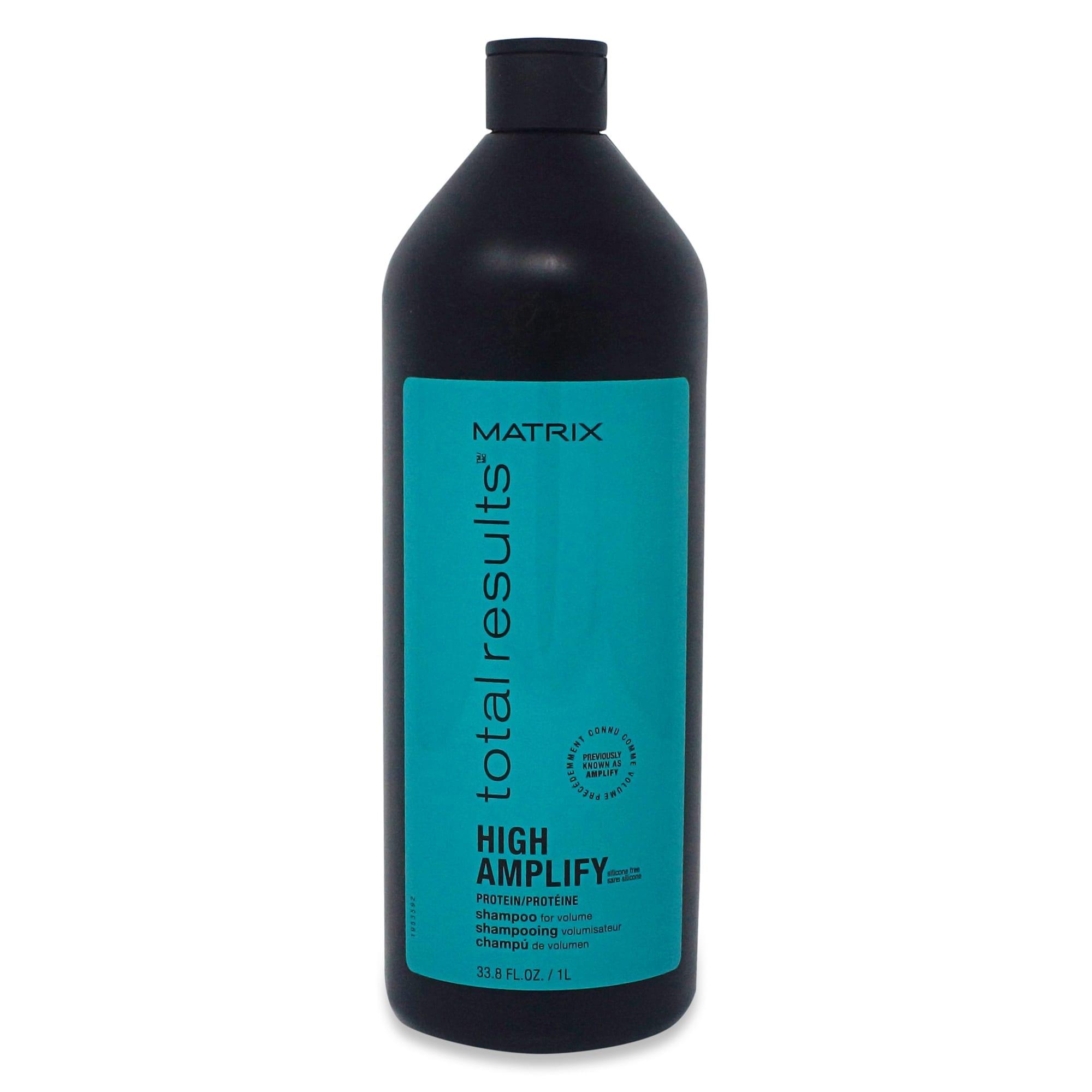 Matrix Total Results High Amplify Shampoo 33.8 Oz
