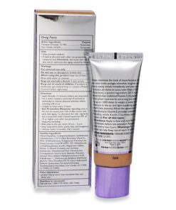 Peter Thomas Roth Skin To Die for Mineral Skin Perfecting CC Cream Tan 1 oz.