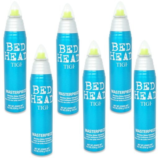 TIGI Bed Head Masterpiece Hairspray 9.5 oz 6 Pack