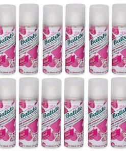 Batiste Dry Shampoo Blush 1.7 Oz 12 Pack