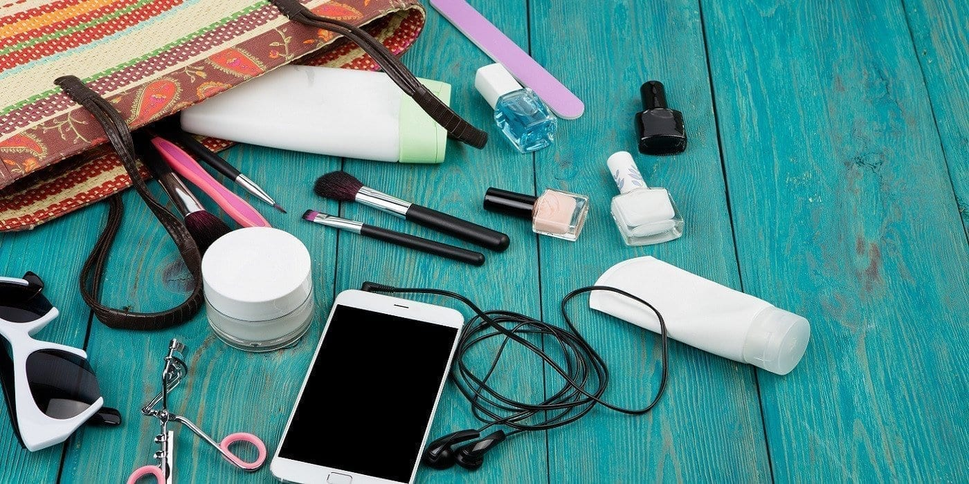 Packing Beauty Essentials for Travel