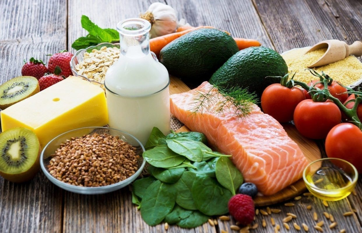 Beyond Healthy Skin Care Products: 5 Things to Add to Your Diet for Great Skin & Hair