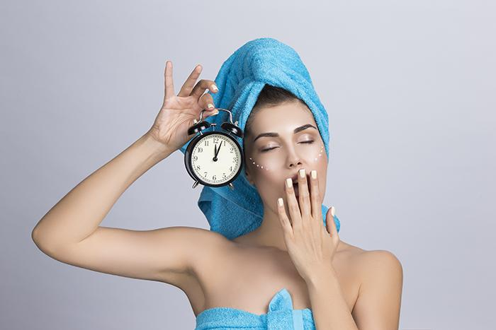 Anti-Wrinkle and Age Fighting Around the Clock